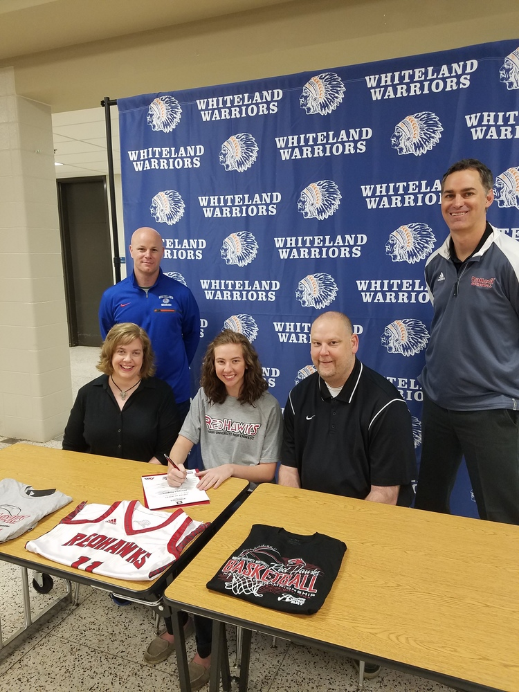 Napier Signs with RedHawks