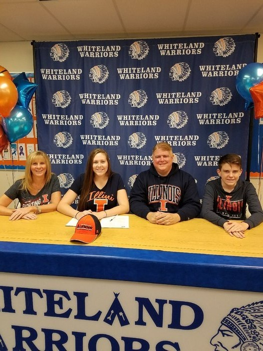 Blazek Inks with Illinois