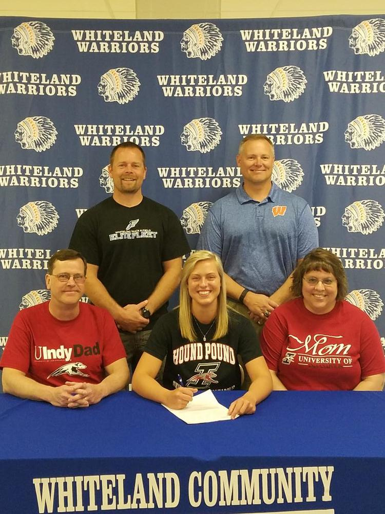 Adams Signs with UINDY