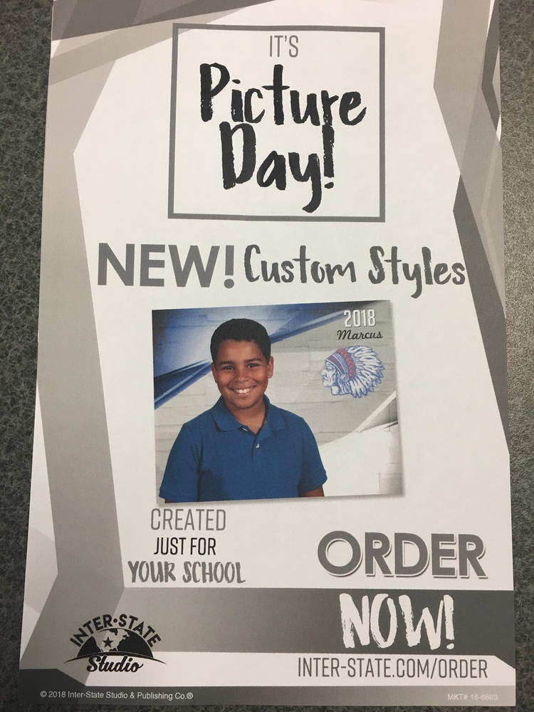 Picture Day ~ Thursday