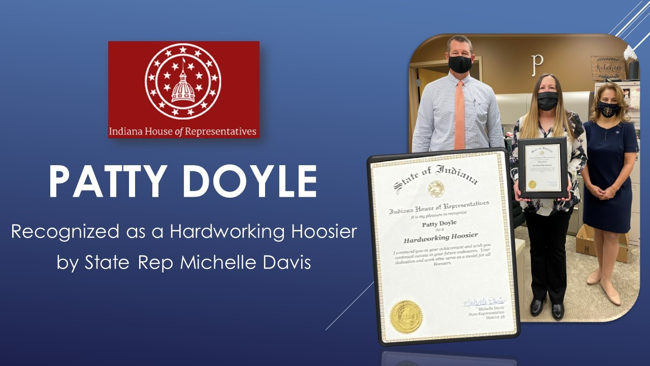 Patty Doyle Hardworking Hoosier